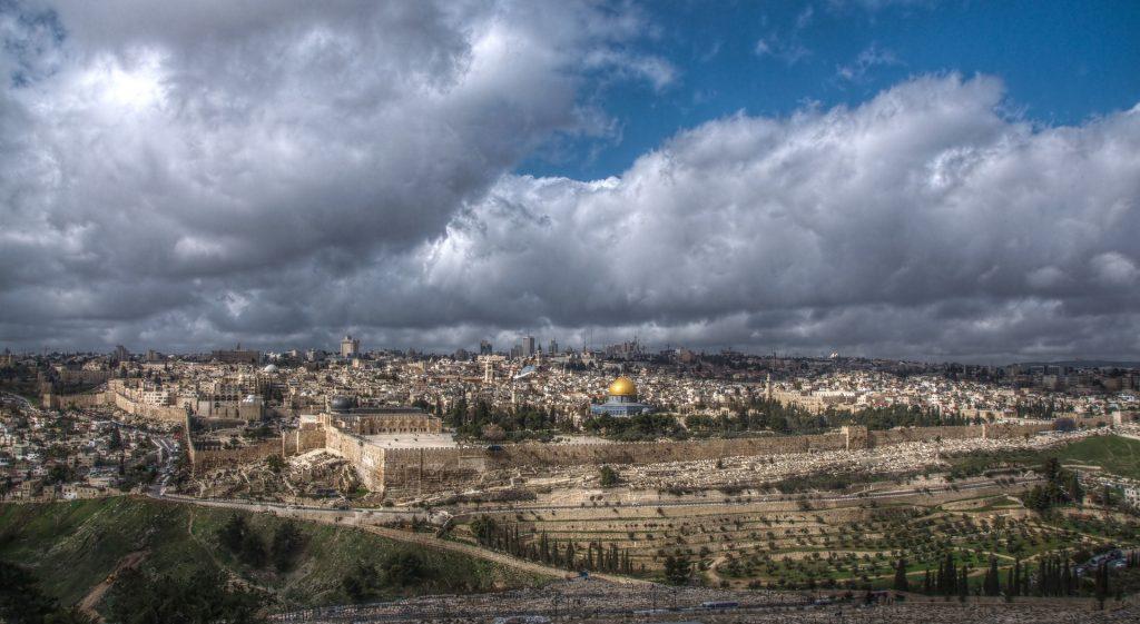 Step of Faith Israel